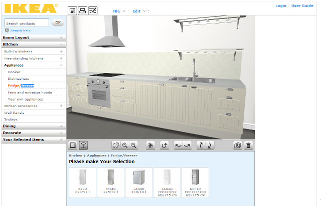 Five of the Best Online Kitchen Design Apps - Appliance City