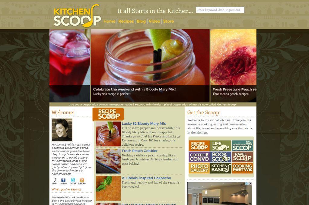 Kitchen Scoop