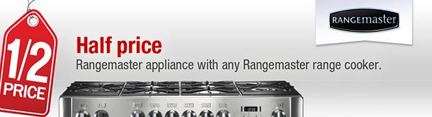 Rangemaster half price