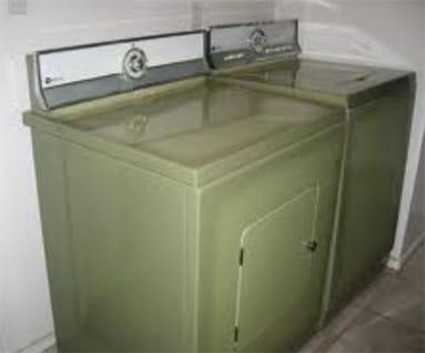 green-maytag-machine