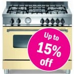 Bertazonni Deals - The Best Weekend to buy your new range cooker FACT   Appliance City