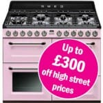 Smeg Deals - The Best Weekend to buy your new range cooker FACT   Appliance City