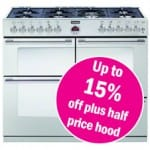 Stoves Deals - The Best Weekend to buy your new range cooker FACT   Appliance City
