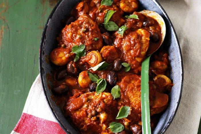 Appliance City - Chicken Cacciatore Day - AU Chicken Recipe