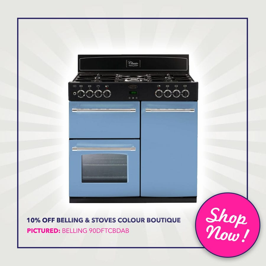 belling & Stoves Sale - The Range Cooker Sale Event | Appliance City