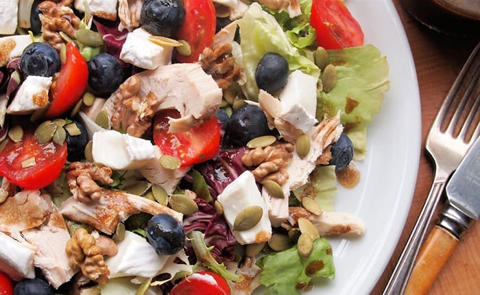 Appliance City - Recipes - Olympic Power Salad