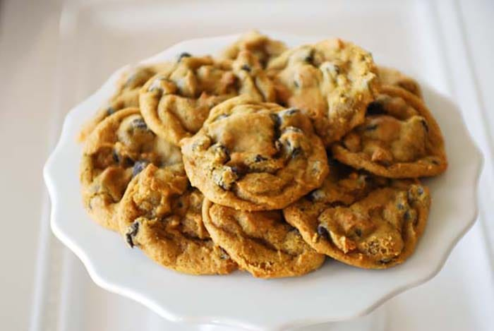 Pumpkin Chocolate Chip cookies - recipes - national pumpkin day - appliance city