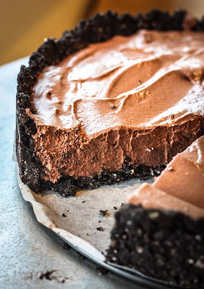 Recipes with a twist - chocolate tart - recipes - appliance city
