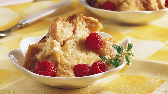 Slow Cooker - Recipes - Bread Pudding - Appliance City