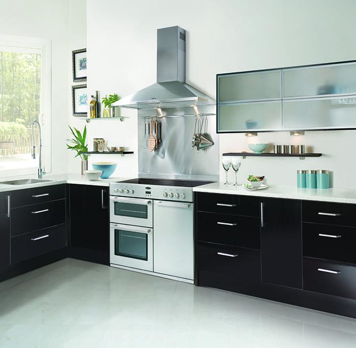 Belling Stainless Steel Range Cooker - Appliance City