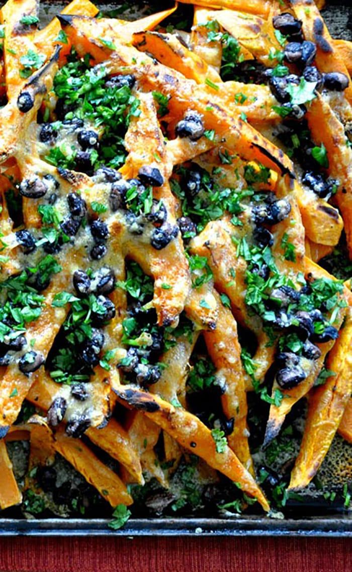 Nacho Day - Recipes - Appliance City - Sweet Potato Nachos