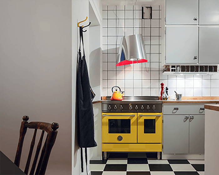 Bertazzoni Range Cookers - Appliance City - Yellow