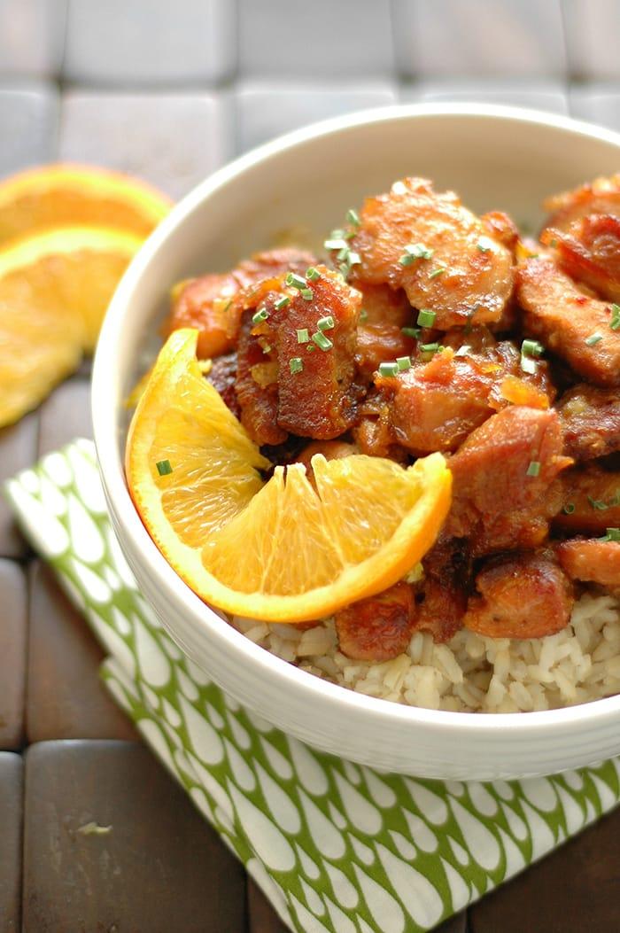 Slow Cooker - Recipes - Crispy Orange Chicken - Appliance City