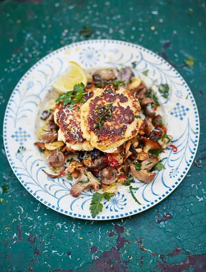 Fritters - Recipes - Appliance City - Lemon Ricotta and Parmesan Fritters