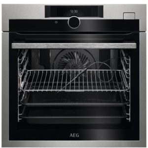 AEG BSE882320M Built In SteamBoost Multifunction Single Oven – STAINLESS STEEL