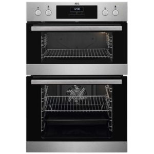AEG DCB331010M Built In Multifunction Double Oven – STAINLESS STEEL