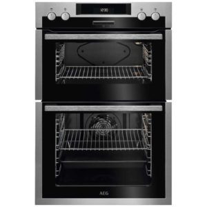 AEG DES431010M Built In Multifunction Double Oven – STAINLESS STEEL