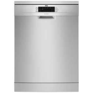 AEG FFE63700PM 60cm Freestanding Dishwasher – STAINLESS STEEL