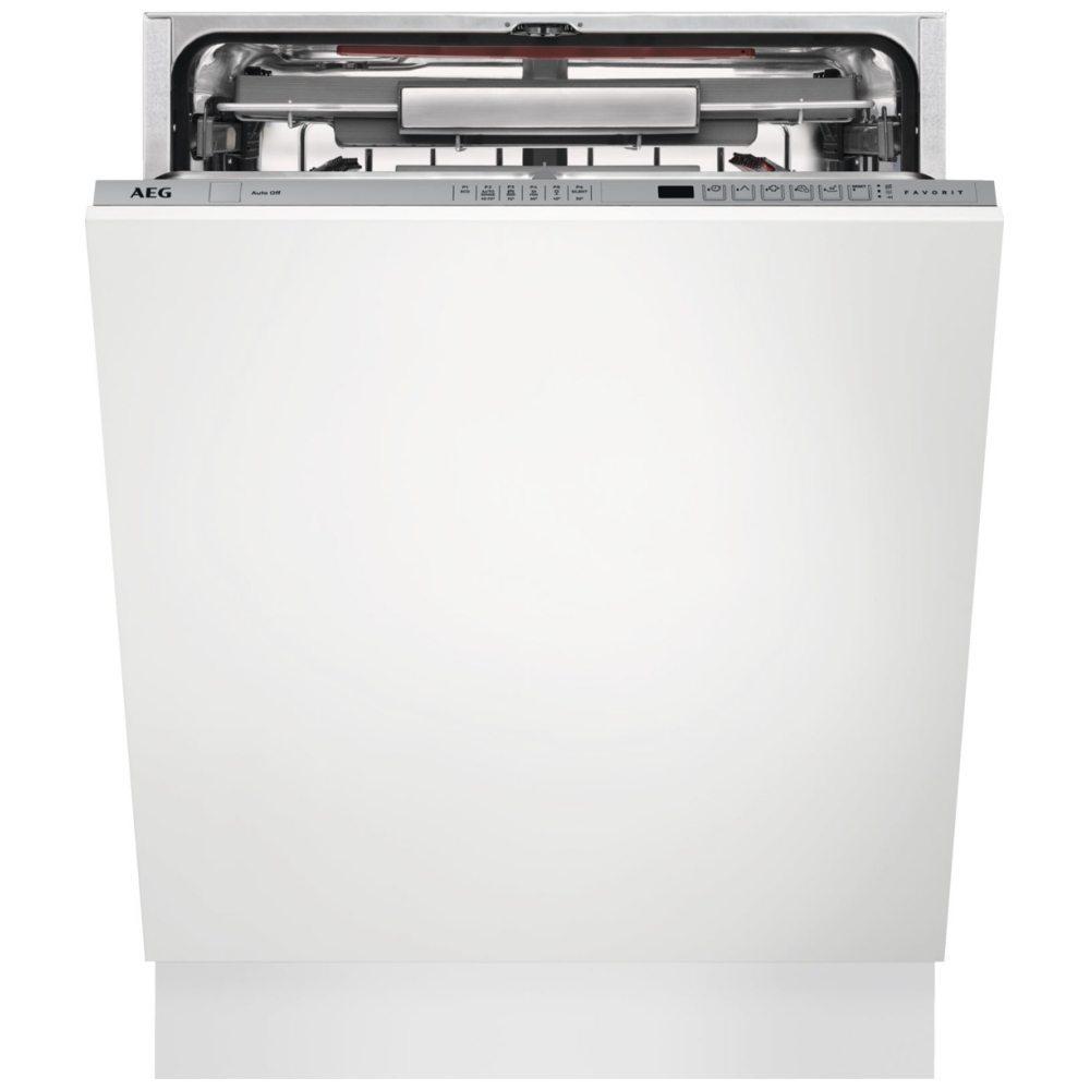 AEG FSS62807P 60cm Fully Integrated ComfortLift Dishwasher
