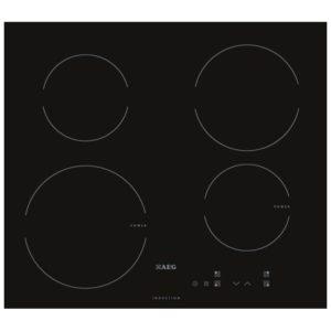 AEG HK604200IB 60cm 4 Zone Induction Hob 13 Amp – BLACK