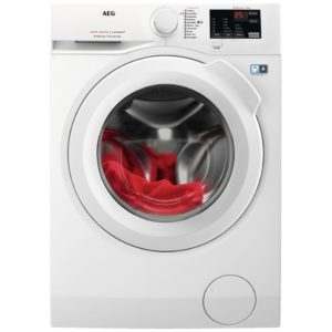 AEG L6FBI741N 7kg Washing Machine 1400rpm 6000 Series – WHITE