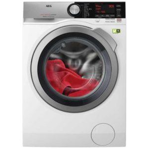AEG L8FEC846R 8kg OKO Steam Washing Machine 1400rpm 8000 Series – WHITE