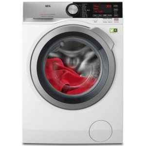 AEG L9FEC946R 9kg OKO Steam Washing Machine 1400rpm 9000 Series – WHITE