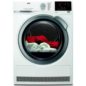AEG T6DBG822N 8kg Condenser Tumble Dryer 6000 Series – WHITE