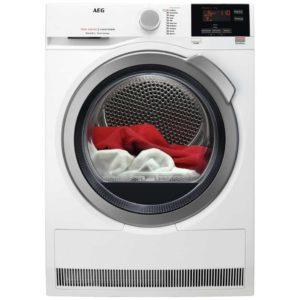 AEG T7DBG832R 8kg Heat Pump Condenser Tumble Dryer 7000 Series – WHITE