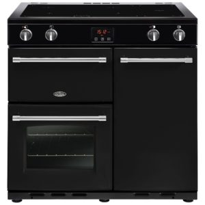 Stoves RICHMOND DX S1000EICBANT Richmond 1000mm Induction Cooker – ANTHRACITE