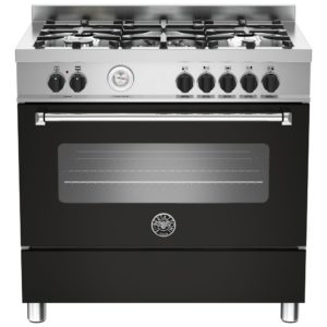 Smeg TR90P9 90cm Victoria Single Cavity Dual Fuel Range Cooker – CREAM