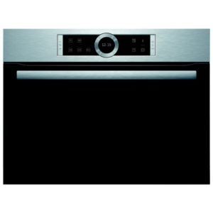 Bosch CFA634GS1B Serie 8 Built In Microwave For Tall Housing – STAINLESS STEEL