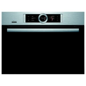 Bosch CMG656BS6B Serie 8 Built In Combination Microwave – STAINLESS STEEL