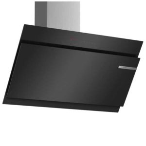 Bosch DWK97JQ60B Serie 6 90cm Angled Chimney Hood – BLACK