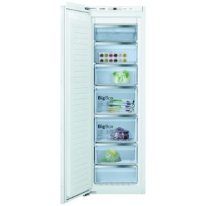 Bosch GIN81AE30G 177cm Serie 6 Integrated In Column Frost Free Freezer