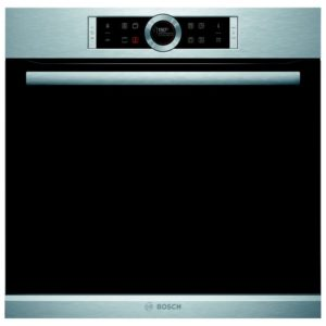 Bosch HBG674BS1B Serie 8 Pyrolytic Single Oven – STAINLESS STEEL
