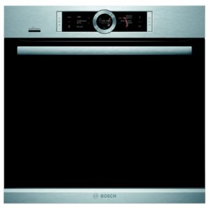 Bosch HBG6764S6B Serie 8 Pyrolytic Multifunction Single Oven – STAINLESS STEEL