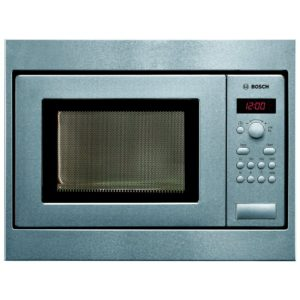 Bosch HMT75M551B Serie 2 50cm Built In Microwave For Wall Unit – STAINLESS STEEL