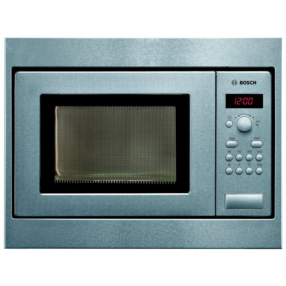 Bosch Hmt75m551b Serie 2 50cm Built In Microwave For Wall