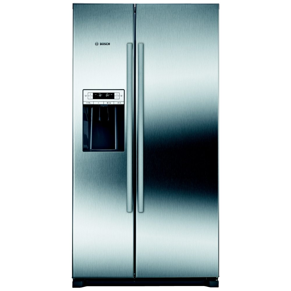 Bosch KAD90VI20G Side by Side Fridge Freezer in Inox-easyclean