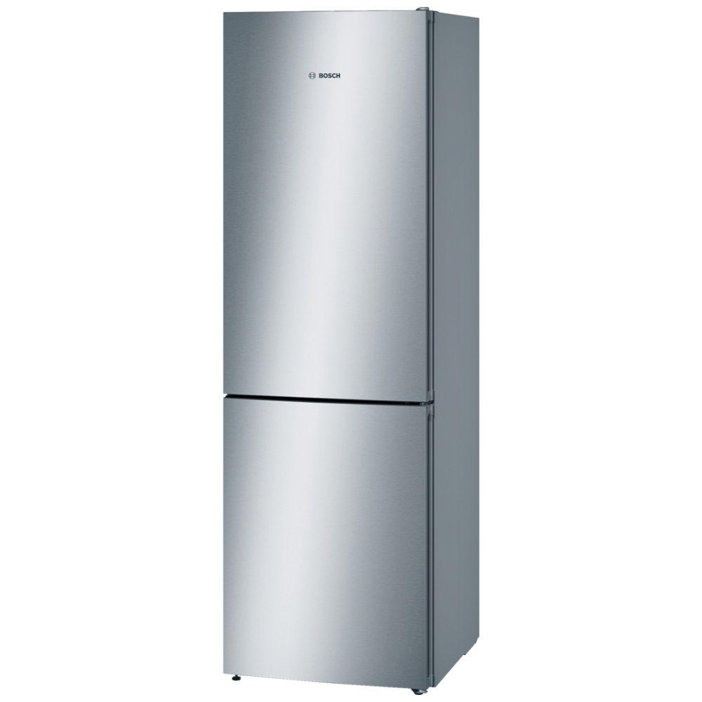 Bosch KGN36VL35G NoFrost Freestanding Fridge Freezer With VitaFresh Drawer Stainless Steel Look