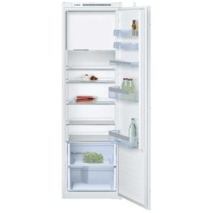 Bosch KIL82VS30G 177cm Serie 4 Integrated In Column Fridge With Ice Box