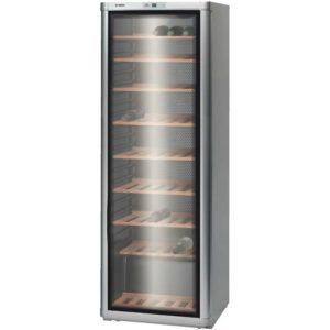 Bosch KSW30V81GB 60cm Freestanding Wine Cooler – ALUMINIUM