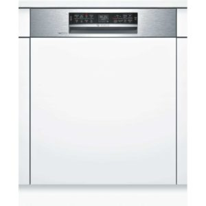 Bosch SMI68MS06G Serie 6 60cm Semi Integrated Dishwasher – STAINLESS STEEL