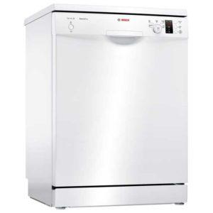 Bosch SMS25EW00G 60cm Serie 2 Freestanding Dishwasher – WHITE