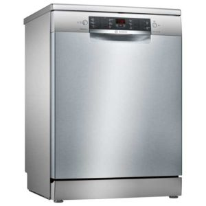 Bosch SMS46II01G 60cm Serie 4 Freestanding Dishwasher – SILVER