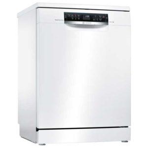 Bosch SMS67MW01G 60cm Serie 6 Freestanding Dishwasher – WHITE