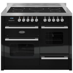 Britannia RC-11XGI-DE-K 110cm Delphi XG Induction Range Cooker – BLACK