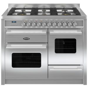 Britannia RC-11XGI-DE-S 110cm Delphi XG Induction Range Cooker – STAINLESS STEEL