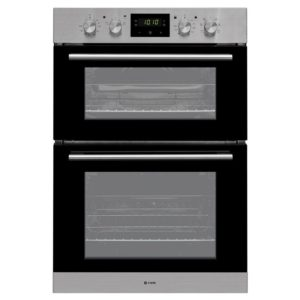Caple C3248 Classic Built In Double Oven – STAINLESS STEEL